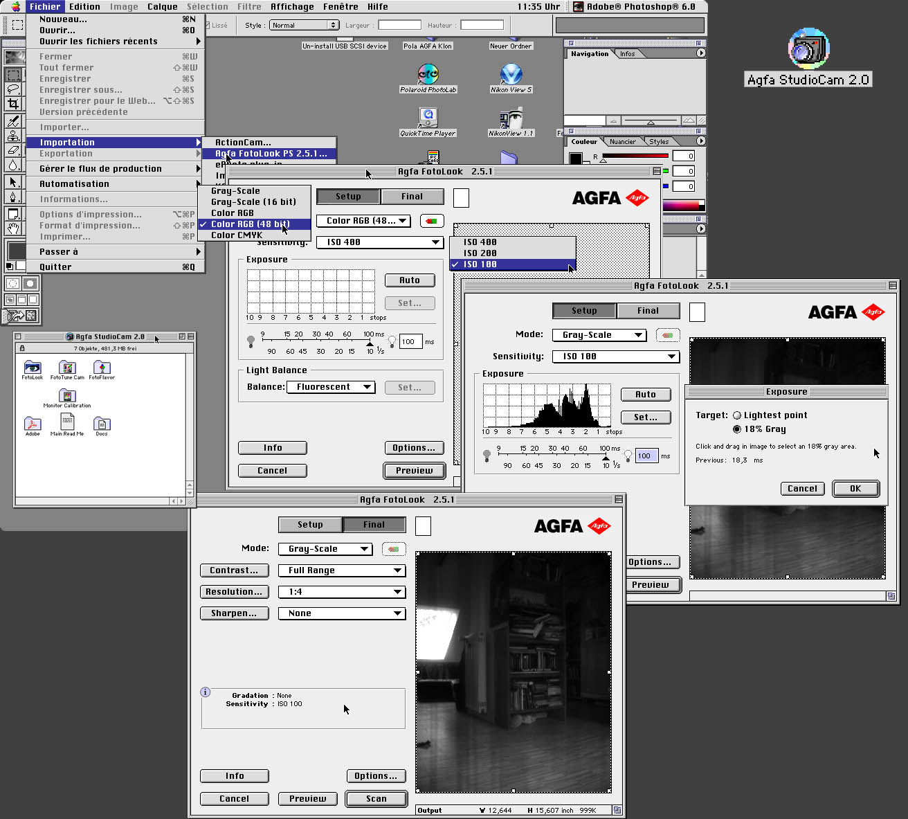 AGFA STUDIOCAM FOTOLOOK DRIVERS FOR WINDOWS