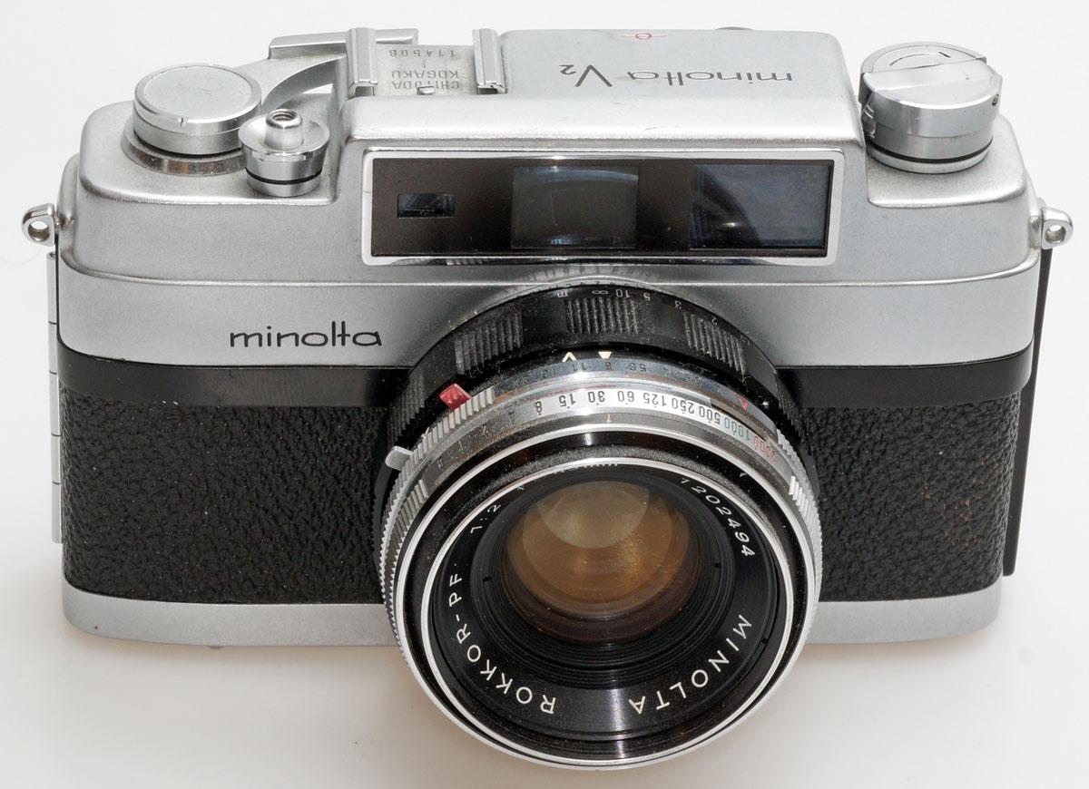 Leica Cl Entfernungsmesser Justieren : Digitalkamera museum: 1928 bis 2018: 90 jahre minolta
