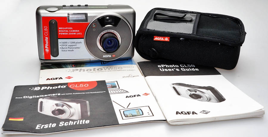 AGFA EPHOTO CL 50 SERIAL DRIVER FREE