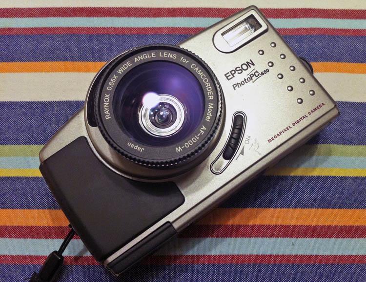 Iphone Entfernungsmesser Nikon : Digitalkamera museum: epson photopc 650