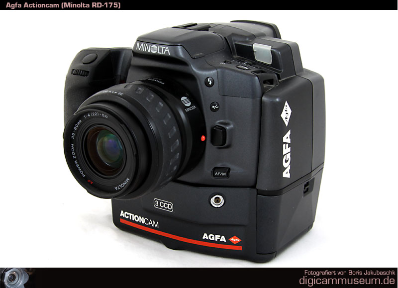 Agfa ActionCam Drivers for Windows XP