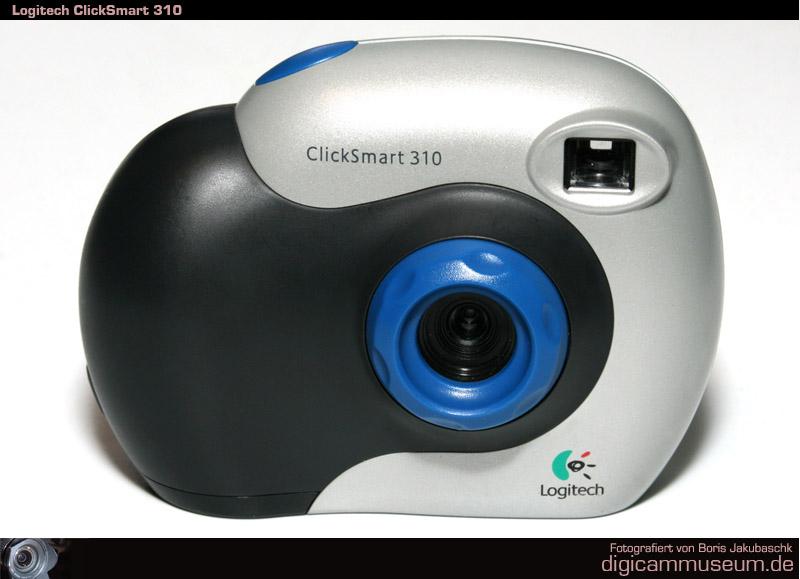 Logitech ClickSmart 310 Webcam