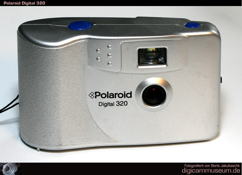 Polaroid I - Digital Camera - Megapixel Manuals